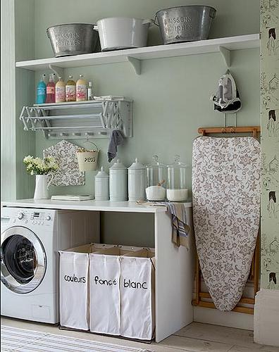 Laundry Room | San Diego Professional Organizer | Image Consultant ...
