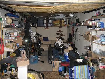 The Dangers of a Messy Garage | GarageSmart Blog