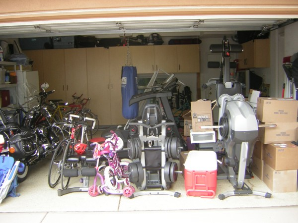 Situation A Two Car Garage That Held Motorcycle And Everything Else But The Cars I Love This Case Study Because It Is Very Typical Of Most Common