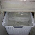 Sterilite Plastic Bins
