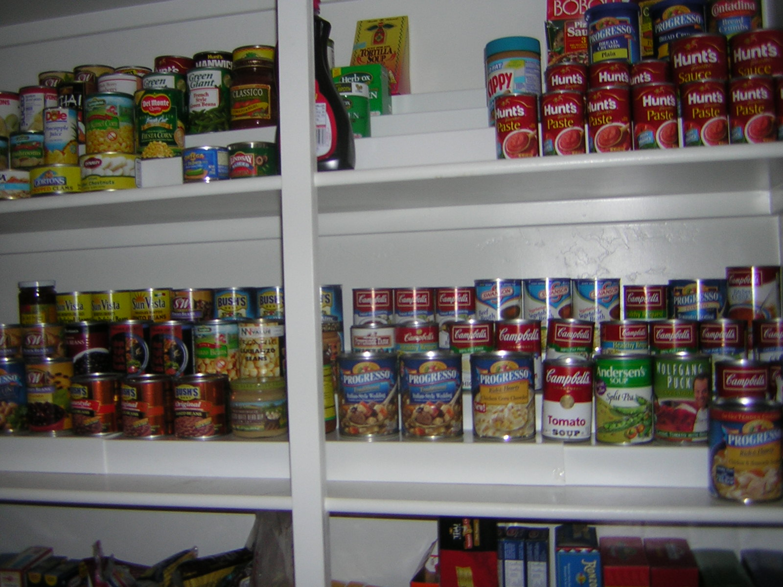 Three Sure Fire Ways To Organize The Canned Goods In Your Pantry