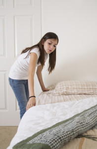 How to Get Your Teenager to Organize Their Bedroom