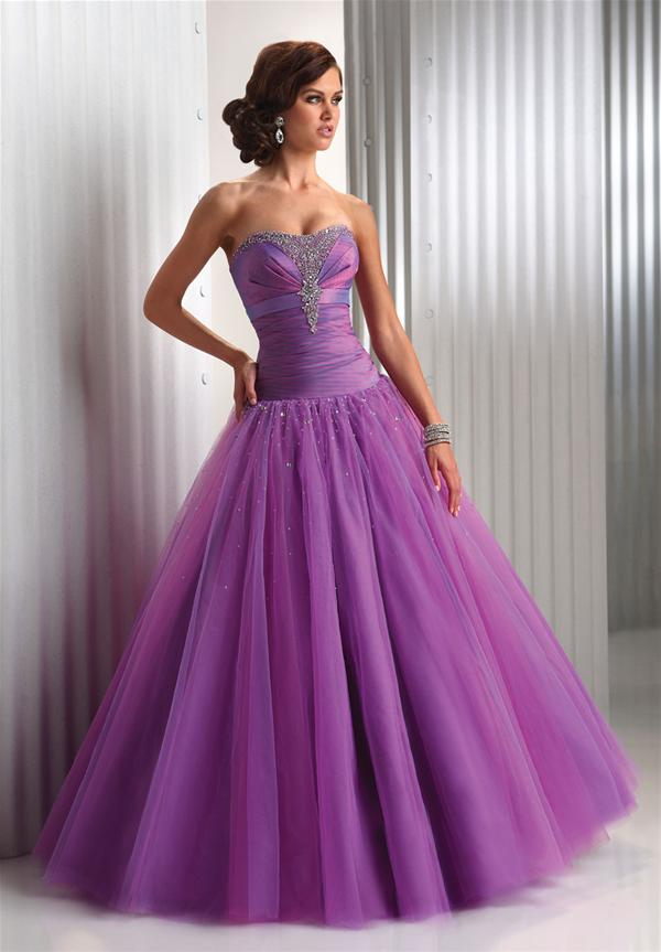 Choosing the Right Color for Your Prom Gown | San Diego ...