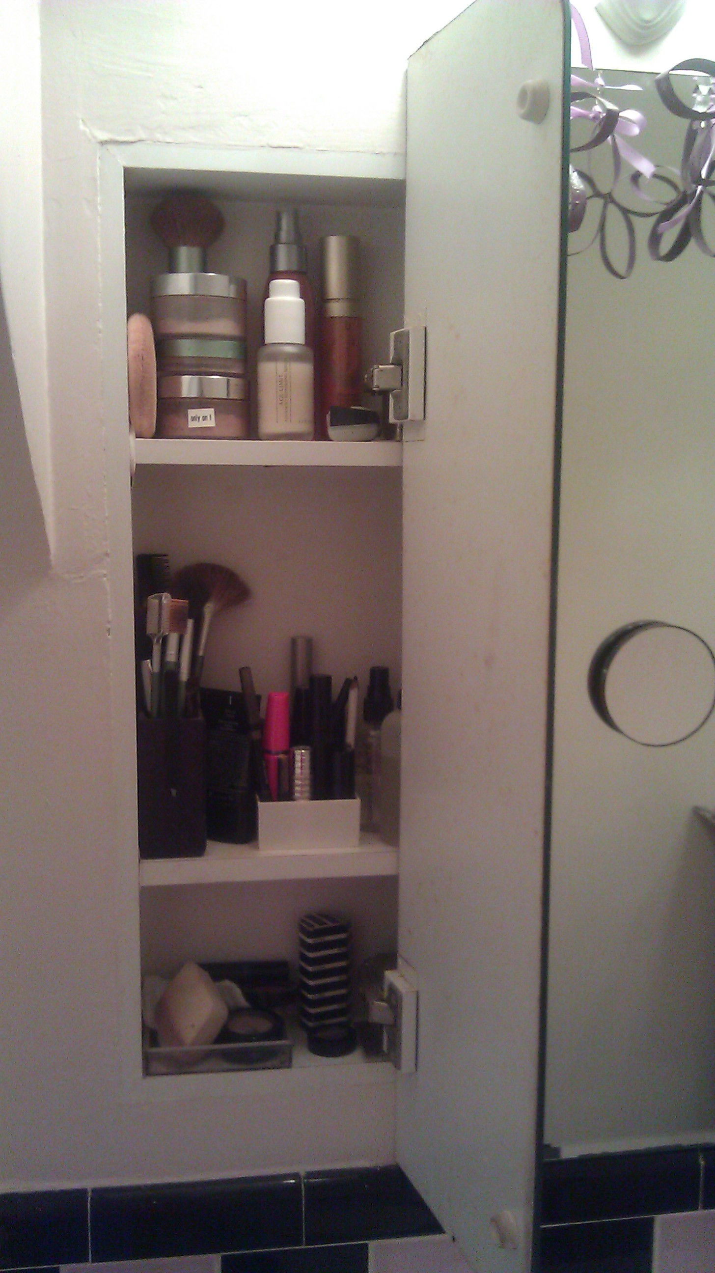 lessons from my pedestal sink and my cosmetics collection san diego organizer image consultant home organizers home