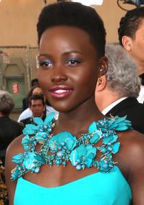 Lupita Ngony'o Makeup