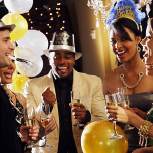 Planning and Organizing a New Years Party
