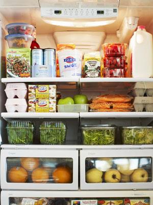 Refrigerator Organization Professional Organizer Image