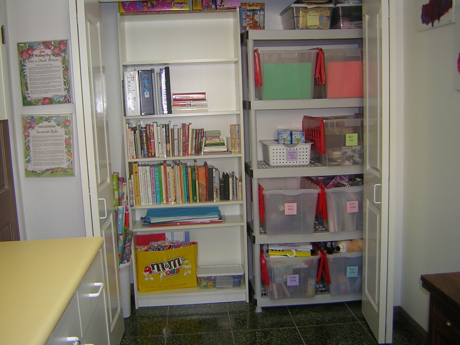 Superieur A Craft Room Gets Creative San Go Professional Organizer
