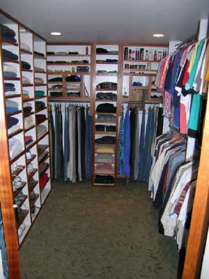 How to Organize ANY Closet