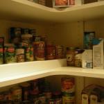 Stepper Shelves