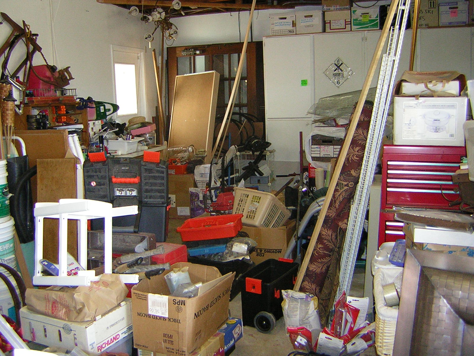 Do You Need to Get Your Garage Organized?