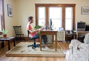 5 Tips for Creating More Space in Your Home Office