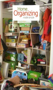 7 Steps For Creating an Efficient Toy or Sports Closet