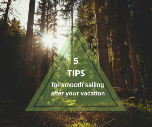 #vacation #family #trips #organizing #tips #housecleaning