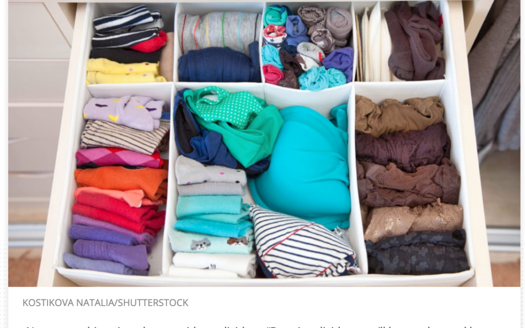 One Thing This Professional Organizer Would Never Do In Her Home