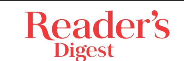 organizing, reader's digest